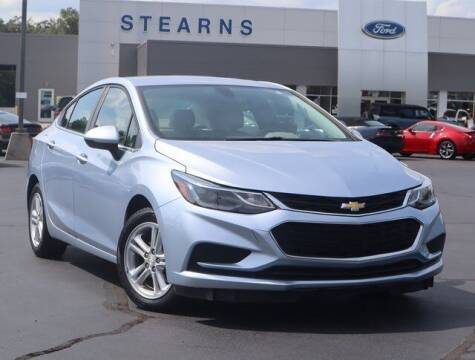 2017 Chevrolet Cruze for sale at Stearns Ford in Burlington NC