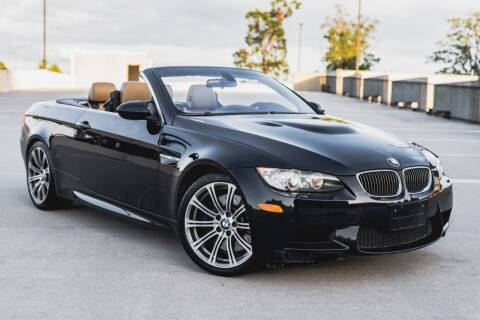 2009 BMW M3 for sale at Car Match in Temple Hills MD