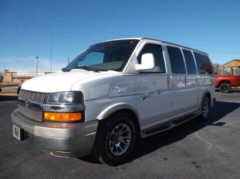 2007 Chevrolet Express Passenger for sale at Cars R Us in Chanute KS