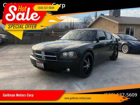 2007 Dodge Charger for sale at Goldman Motors Corp in Stockton CA