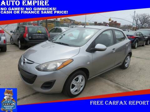 2011 Mazda MAZDA2 for sale at Auto Empire in Brooklyn NY