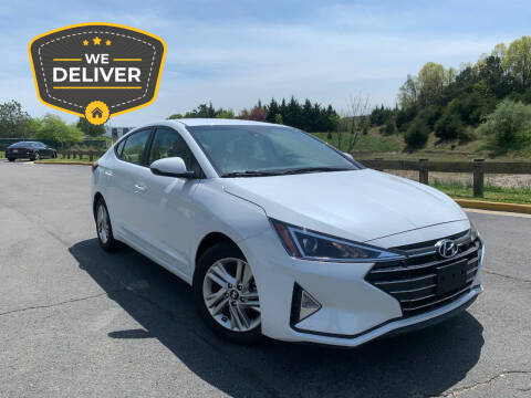 2019 Hyundai Elantra for sale at Dulles Cars in Sterling VA