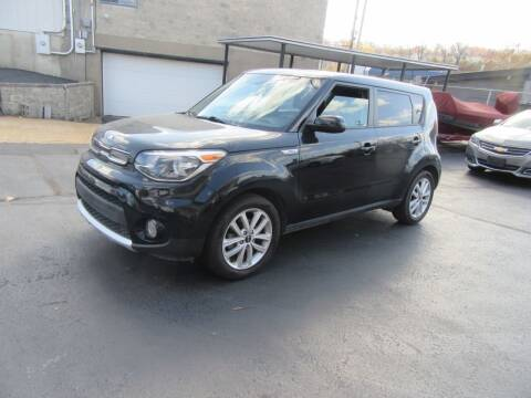 2018 Kia Soul for sale at Riverside Motor Company in Fenton MO