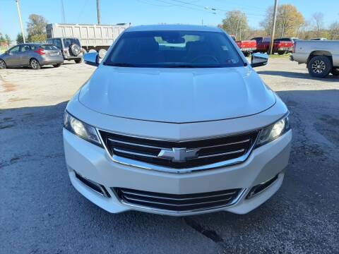 2014 Chevrolet Impala for sale at John - Glenn Auto Sales INC in Plain City OH