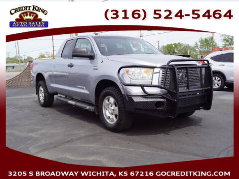 2013 Toyota Tundra for sale at Credit King Auto Sales in Wichita KS