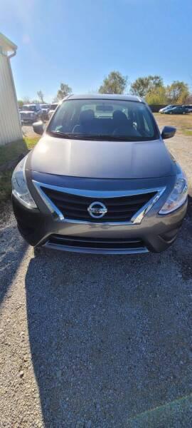 2016 Nissan Versa 1.6 SV 4dr Sedan - South Chicago Heights IL