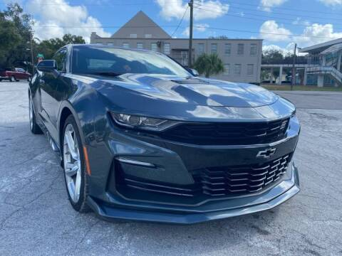 2019 Chevrolet Camaro for sale at LUXURY AUTO MALL in Tampa FL