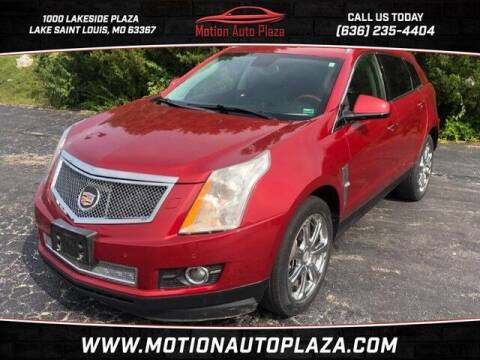 2010 Cadillac SRX for sale at Motion Auto Plaza in Lakeside MO