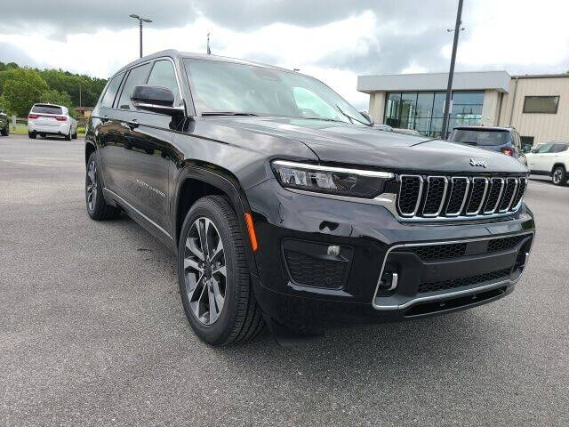 2021 Jeep Grand Cherokee L for sale at FRED FREDERICK CHRYSLER, DODGE, JEEP, RAM, EASTON in Easton MD