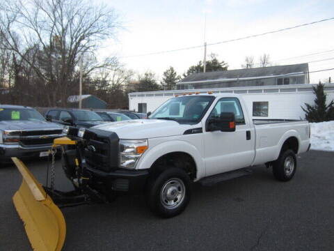 2014 Ford F-250 Super Duty for sale at Auto Choice of Middleton in Middleton MA