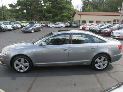 2008 Audi A6 for sale at Home Street Auto Sales in Mishawaka IN