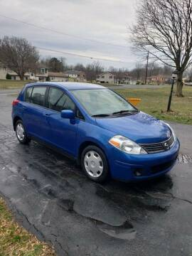 2008 Nissan Versa for sale at Alpine Auto Sales in Carlisle PA