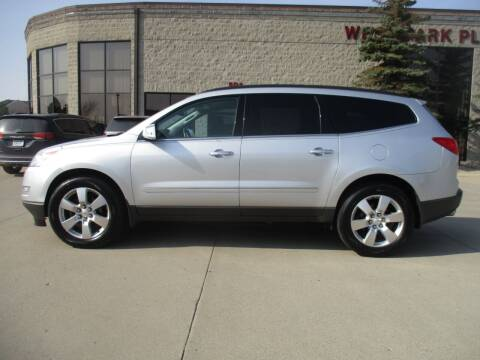 2012 Chevrolet Traverse for sale at Elite Motors in Fargo ND