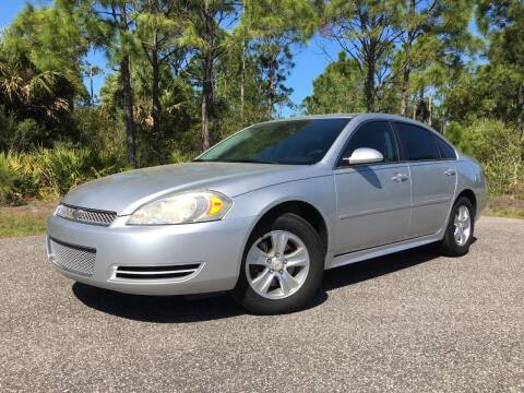 2013 Chevrolet Impala for sale at VICTORY LANE AUTO SALES in Port Richey FL