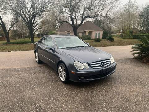 2009 Mercedes-Benz CLK for sale at CARWIN MOTORS in Katy TX