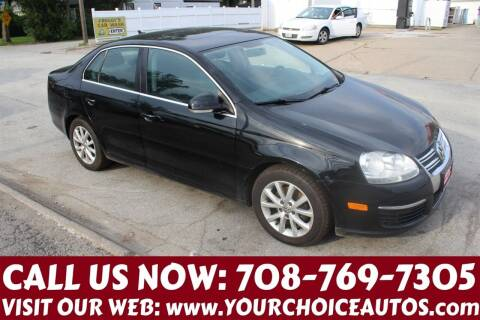 2010 Volkswagen Jetta for sale at Your Choice Autos in Posen IL