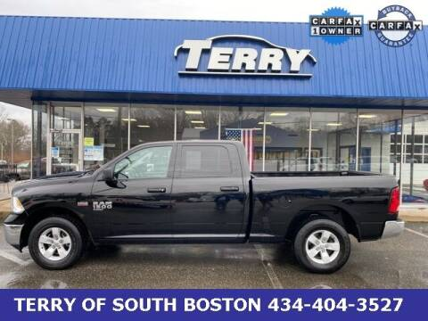 2020 RAM Ram Pickup 1500 Classic for sale at Terry of South Boston in South Boston VA