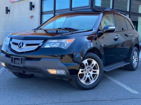 2007 Acura MDX for sale at MAGIC AUTO SALES in Little Ferry NJ