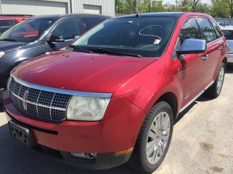 2008 Lincoln MKX for sale at Auto Solutions in Warr Acres OK