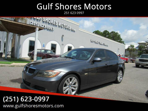 2006 BMW 3 Series for sale at Gulf Shores Motors in Gulf Shores AL