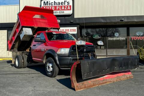 2014 RAM Ram Chassis 5500 for sale at Michaels Auto Plaza in East Greenbush NY