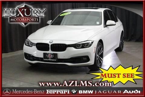 2018 BMW 3 Series for sale at Luxury Motorsports in Phoenix AZ