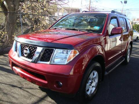 2005 Nissan Pathfinder for sale at Discount Auto Sales in Passaic NJ