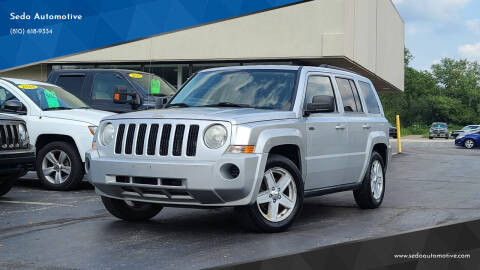 2010 Jeep Patriot for sale at Sedo Automotive in Davison MI