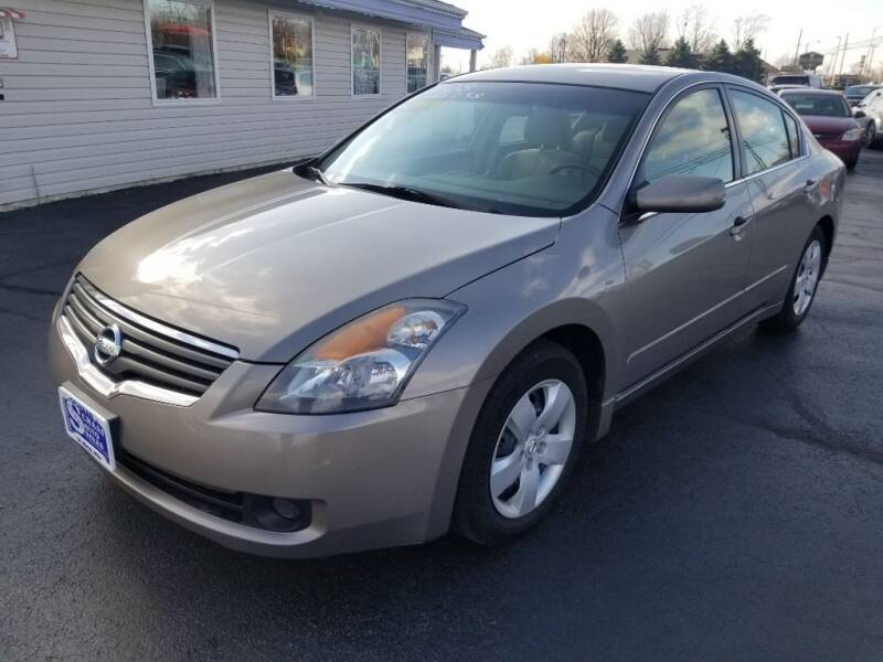2008 Nissan Altima for sale at Larry Schaaf Auto Sales in Saint Marys OH