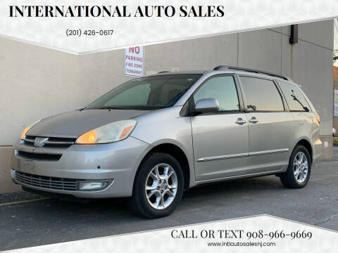 2005 Toyota Sienna for sale at International Auto Sales in Hasbrouck Heights NJ