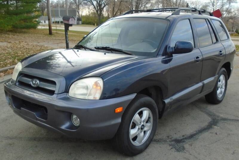 2005 Hyundai Santa Fe for sale at Waukeshas Best Used Cars in Waukesha WI