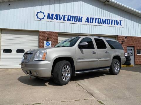2008 GMC Yukon XL for sale at Maverick Automotive in Arlington MN