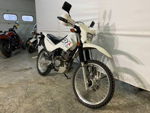 2018 Suzuki DR 200 S for sale at Kent Road Motorsports in Cornwall Bridge CT