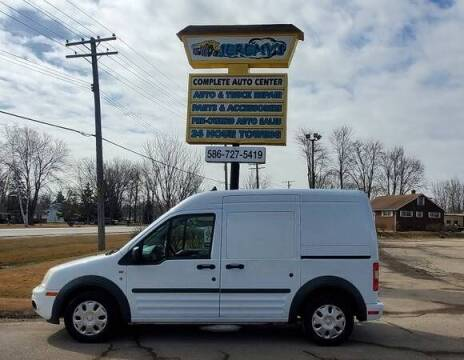2013 Ford Transit Connect for sale at JEREMYS AUTOMOTIVE in Casco MI