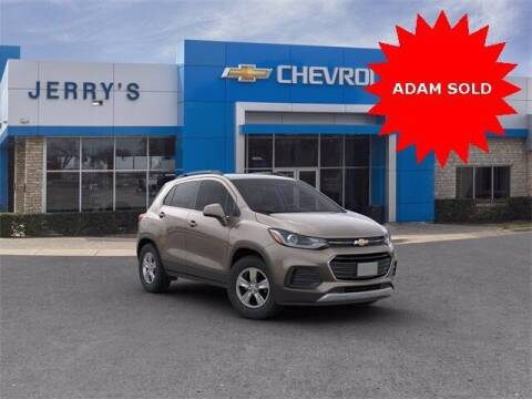 2020 Chevrolet Trax for sale at Jerry's Buick GMC in Weatherford TX