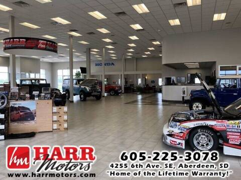 2017 Toyota Camry for sale at Harr's Redfield Ford in Redfield SD