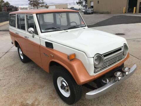 1972 Toyota Land Cruiser for sale at Classic Car Deals in Cadillac MI