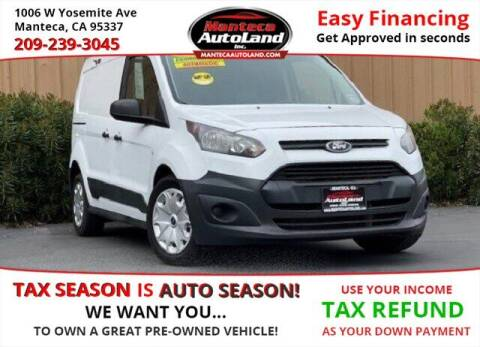 2014 Ford Transit Connect Cargo for sale at Manteca Auto Land in Manteca CA