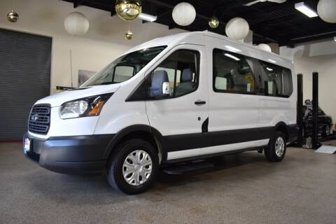 2015 Ford Transit Cargo for sale at DONE DEAL MOTORS in Canton MA