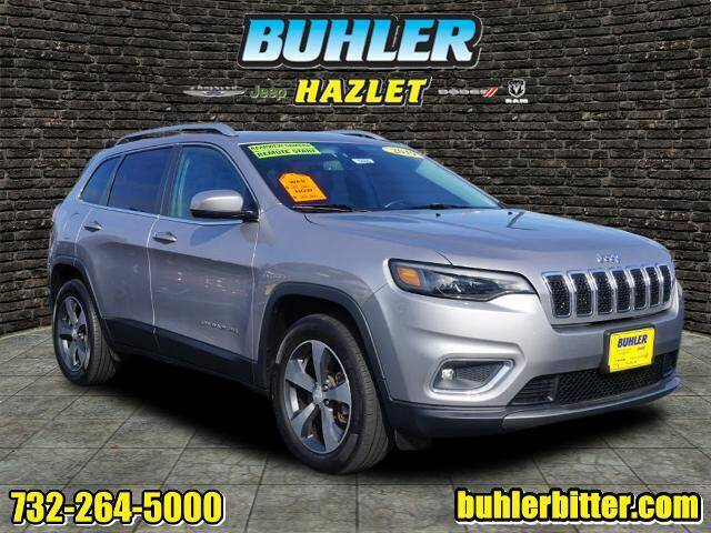 2019 Jeep Cherokee for sale at Buhler and Bitter Chrysler Jeep in Hazlet NJ