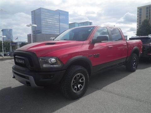 2016 RAM Ram Pickup 1500 for sale at BEAMAN TOYOTA GMC BUICK in Nashville TN