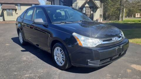2011 Ford Focus for sale at Shores Auto in Lakeland Shores MN