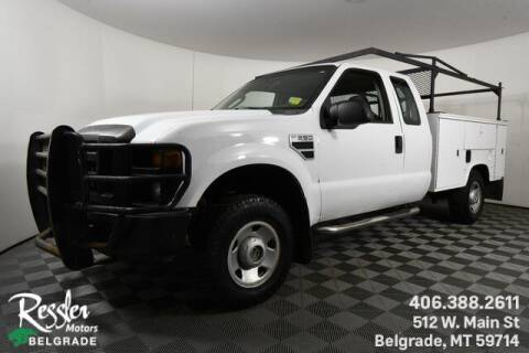 2008 Ford F-250 Super Duty for sale at Danhof Motors in Manhattan MT