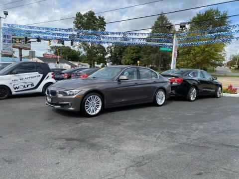 2015 BMW 3 Series for sale at WOLF'S ELITE AUTOS in Wilmington DE