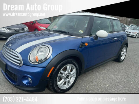 2013 MINI Hardtop for sale at Dream Auto Group in Dumfries VA
