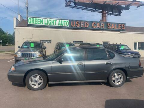 2005 Chevrolet Impala for sale at Green Light Auto in Sioux Falls SD