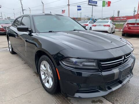 2015 Dodge Charger for sale at JAVY AUTO SALES in Houston TX