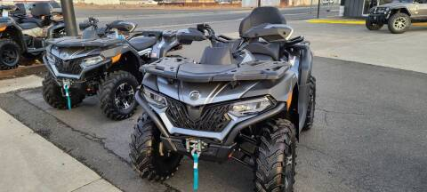 2021 CF Moto CFORCE600TOUR for sale at WolfPack PowerSports in Moses Lake WA