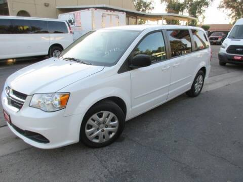 2016 Dodge Grand Caravan for sale at Norco Truck Center in Norco CA