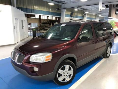 2006 Pontiac Montana SV6 for sale at On The Road Again Auto Sales in Lake Ariel PA